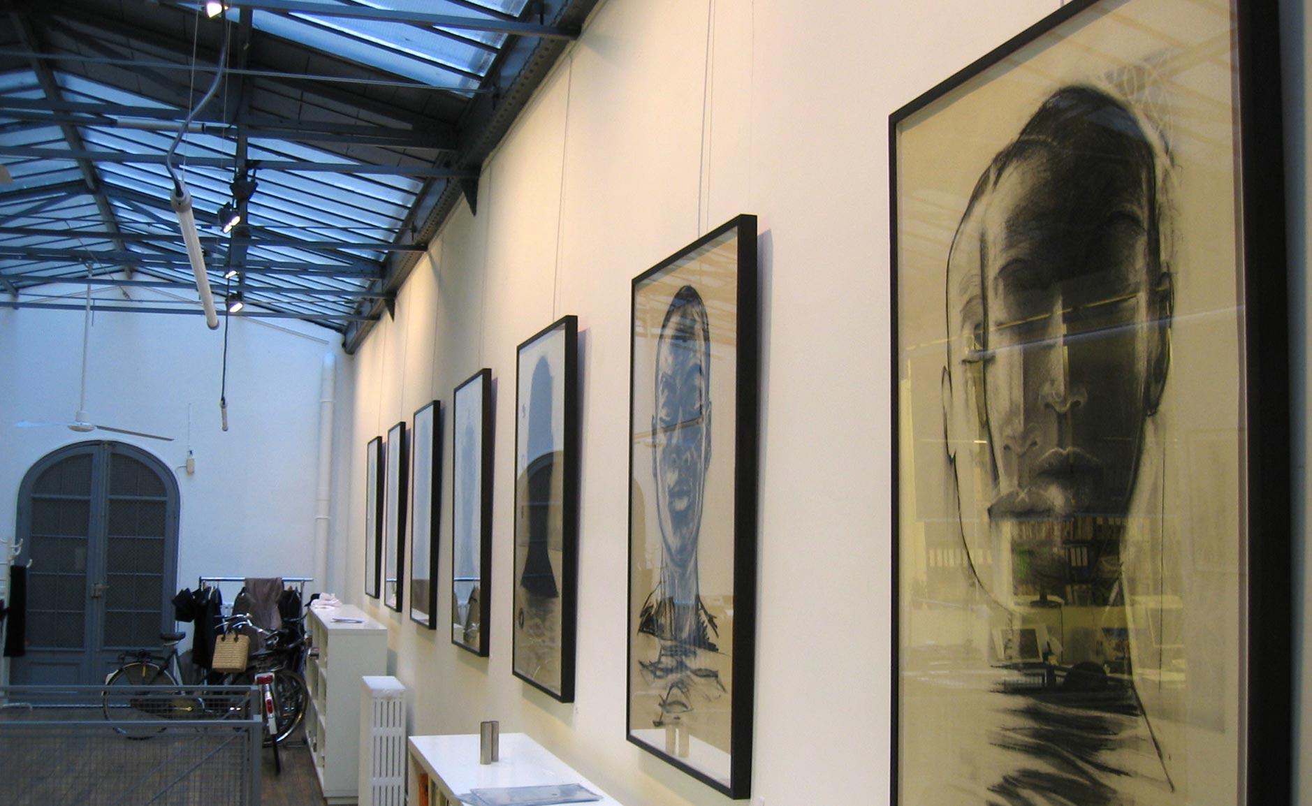 Expo Portraits intérieurs